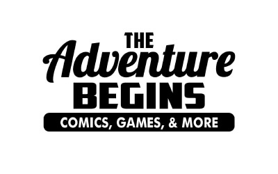 The Adventure Begins Comics Games and More